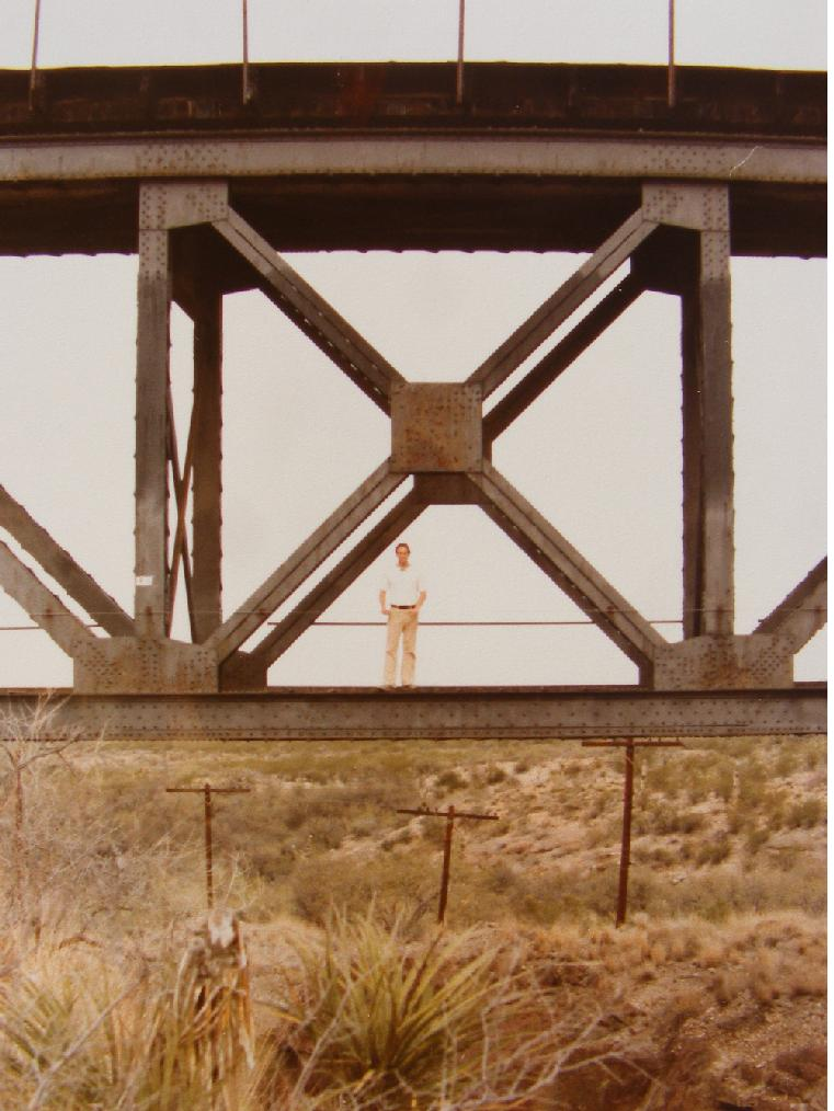 Cienega Train Trestle