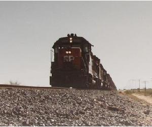 View More Trains In the Desert Photos