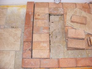 Interior Pavers In Place